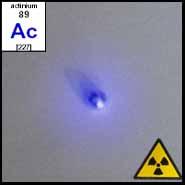 アクチニウム @ 化学元素の周期表 - Chemistry Online Education